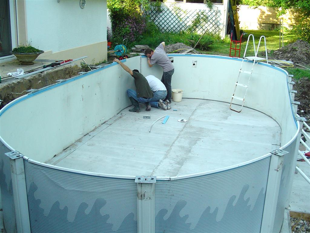 Comment Monter Une Piscine Hors Sol devis piscine hors sol eysines ➨ bois, acier, béton : prix